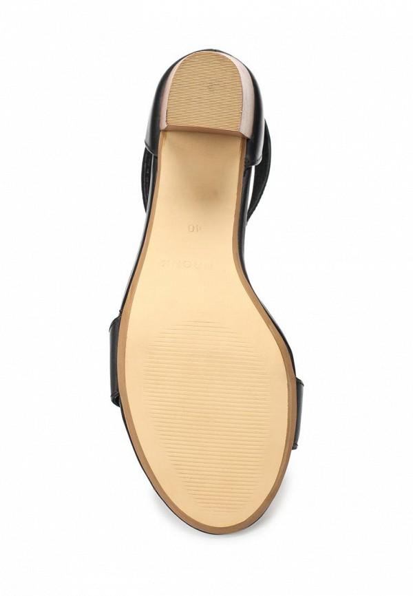 Босоножки на каблуке Bronx (Бронкс) 84216-A-01: изображение 3