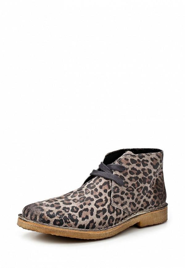 Женские ботинки Bronx (Бронкс) 44040-B-09: изображение 1