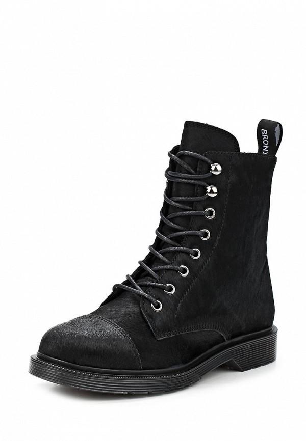 Женские ботинки Bronx (Бронкс) 44038-J-01: изображение 1