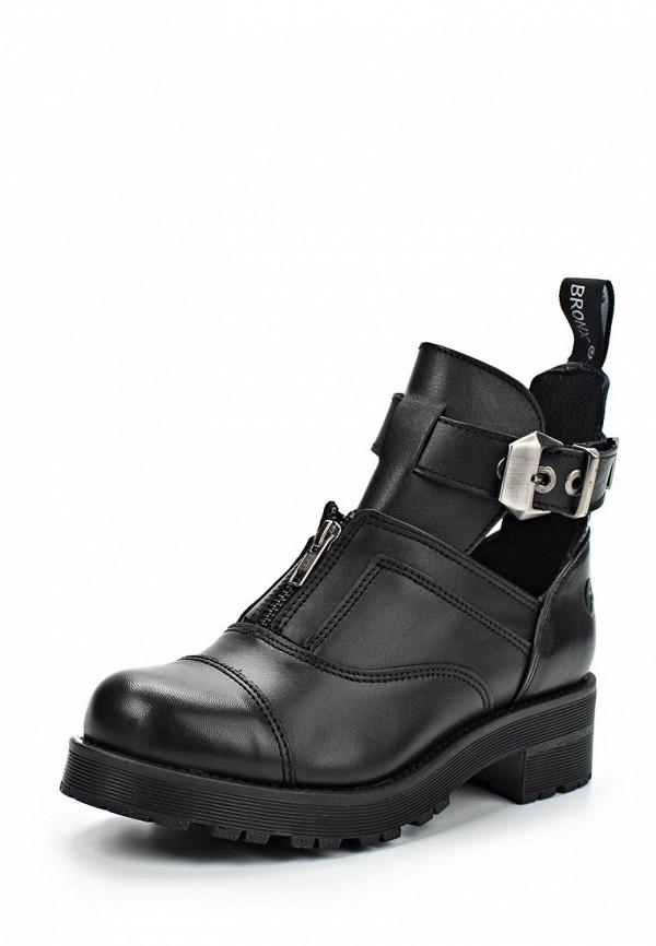 Женские ботинки Bronx (Бронкс) 43858-G-01: изображение 1