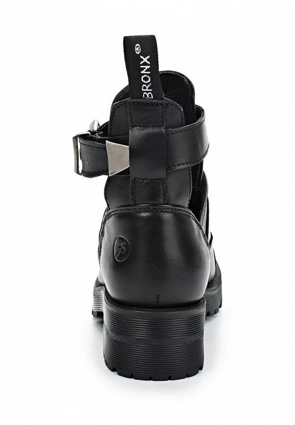 Женские ботинки Bronx (Бронкс) 43858-G-01: изображение 3
