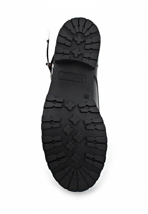 Женские ботинки Bronx (Бронкс) 43858-G-01: изображение 4