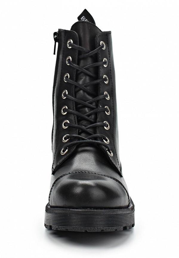 Женские ботинки Bronx (Бронкс) 43876-G-01: изображение 5
