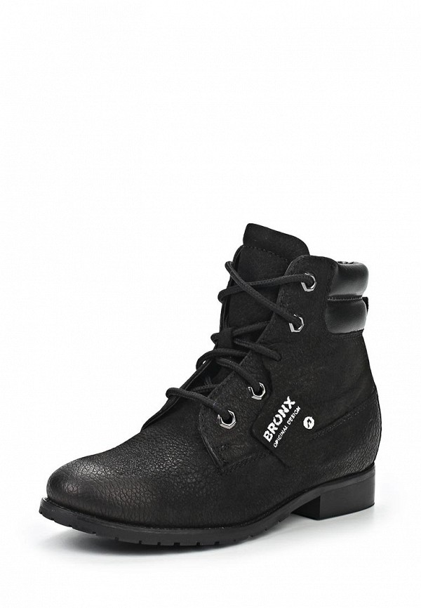 Женские ботинки Bronx (Бронкс) 44014-L-01: изображение 1