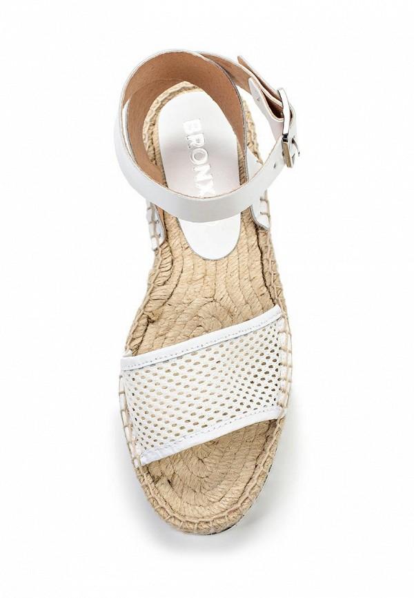 Женские сандалии Bronx (Бронкс) 84307-C-04: изображение 4
