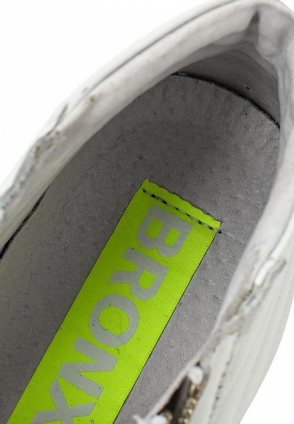 Женские ботинки Bronx (Бронкс) 46619-C-04: изображение 5