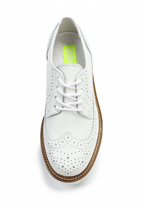Женские ботинки Bronx (Бронкс) 65336-D-04: изображение 4