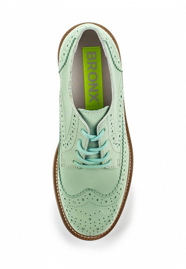 Женские ботинки Bronx (Бронкс) 65336-D-68: изображение 4