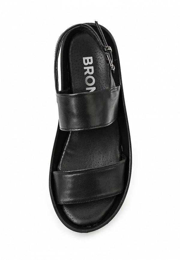 Женские сандалии Bronx (Бронкс) 84332-A-01: изображение 4