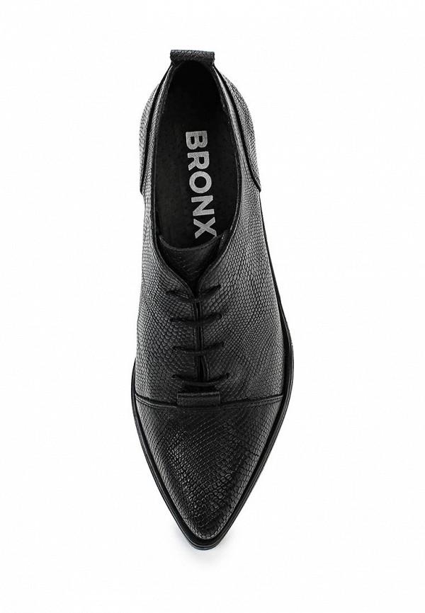 Женские ботинки Bronx (Бронкс) 65194-G-01: изображение 4