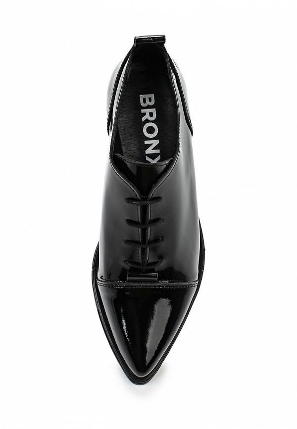 Женские ботинки Bronx (Бронкс) 65194-H-01: изображение 4