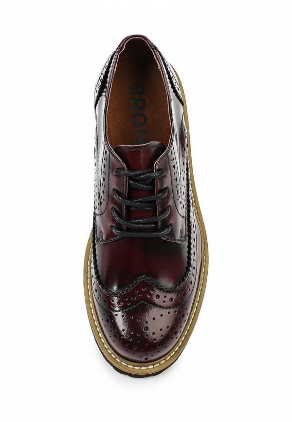 Женские ботинки Bronx (Бронкс) 65336-AA-34: изображение 4