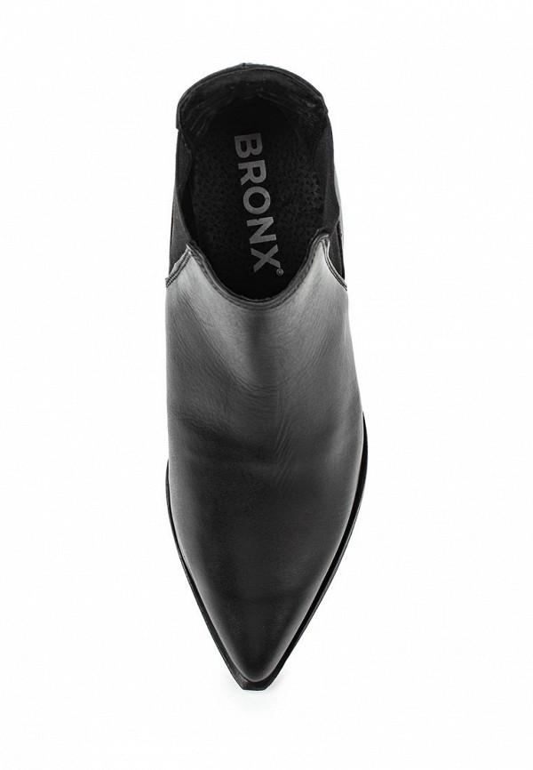 Женские ботинки Bronx (Бронкс) 46602-A-01: изображение 4
