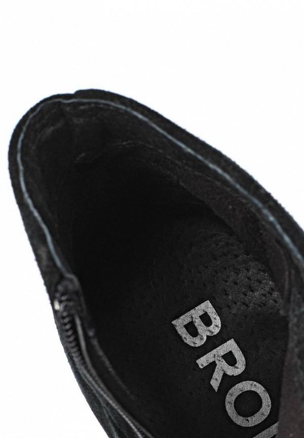 Ботильоны на каблуке Bronx (Бронкс) 33727-B-01: изображение 5