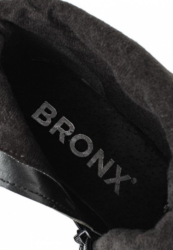 Ботильоны на каблуке Bronx (Бронкс) 33645-M-01: изображение 4