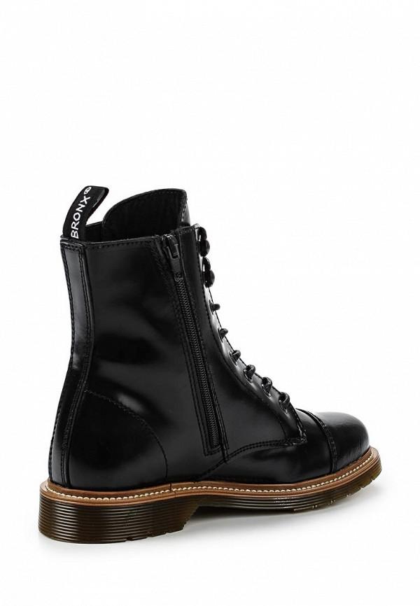 Женские ботинки Bronx (Бронкс) 44038-F-01: изображение 2
