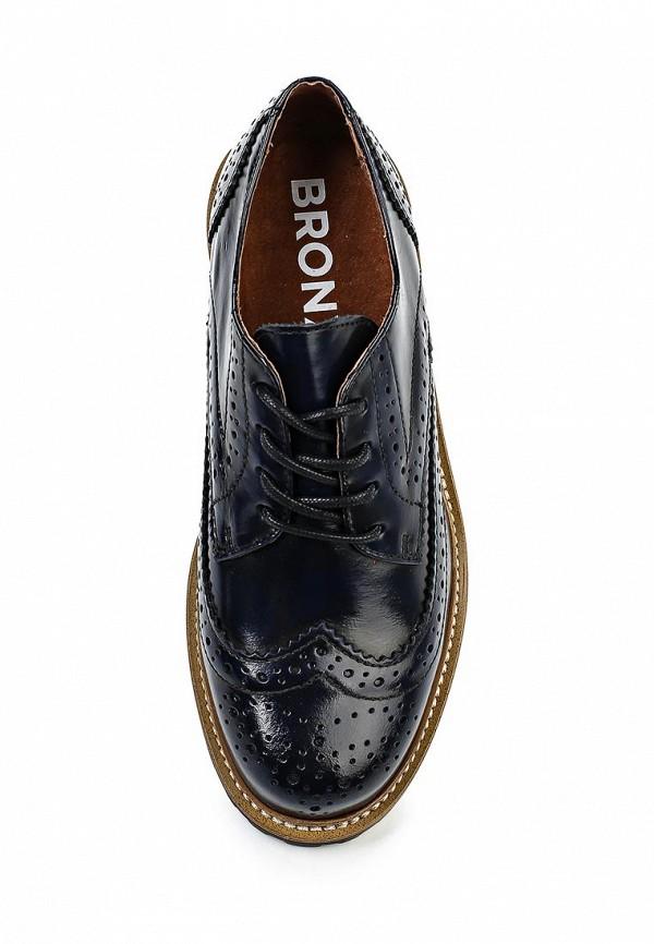 Женские ботинки Bronx (Бронкс) 65336-AA-70: изображение 4