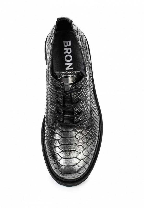 Женские ботинки Bronx (Бронкс) 65382-N-102: изображение 4
