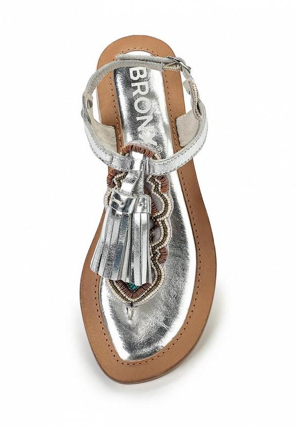 Женские сандалии Bronx (Бронкс) 84431-D-1648: изображение 4
