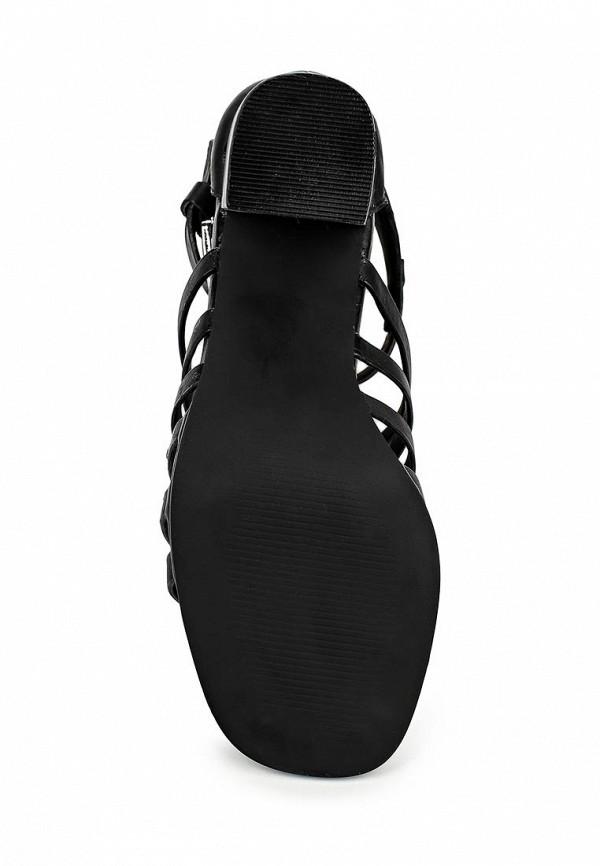 Босоножки на каблуке Bronx (Бронкс) 84444-H-01: изображение 3