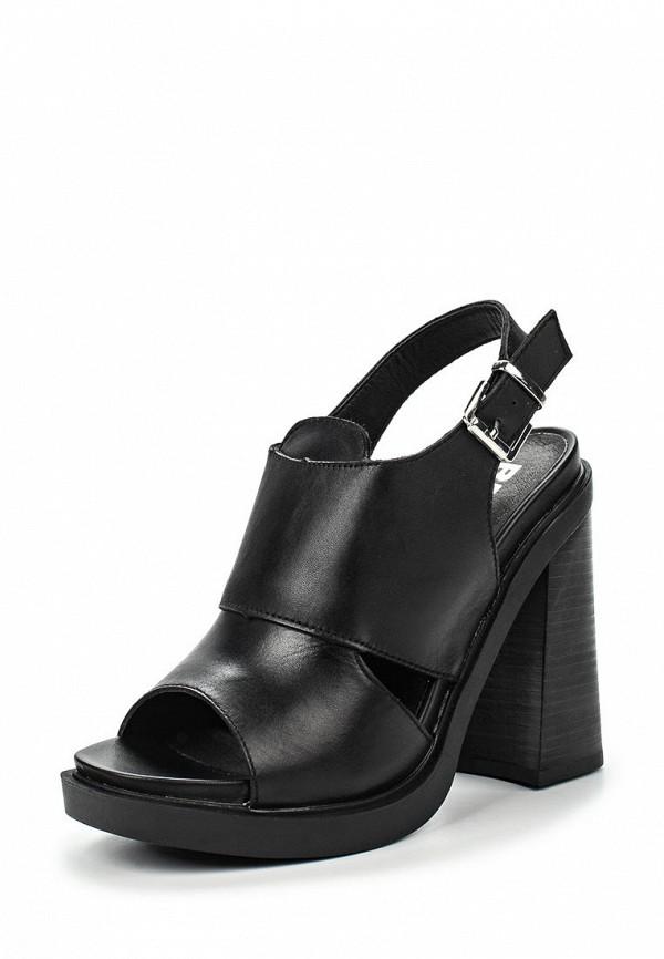 Босоножки на каблуке Bronx (Бронкс) 84437-A-01