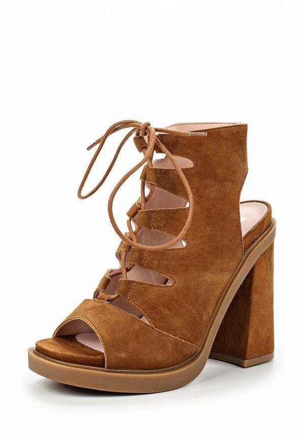Босоножки на каблуке Bronx (Бронкс) 84443-D-21