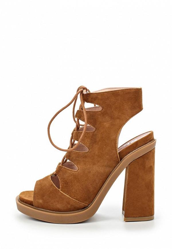 Босоножки на каблуке Bronx (Бронкс) 84443-D-21: изображение 2