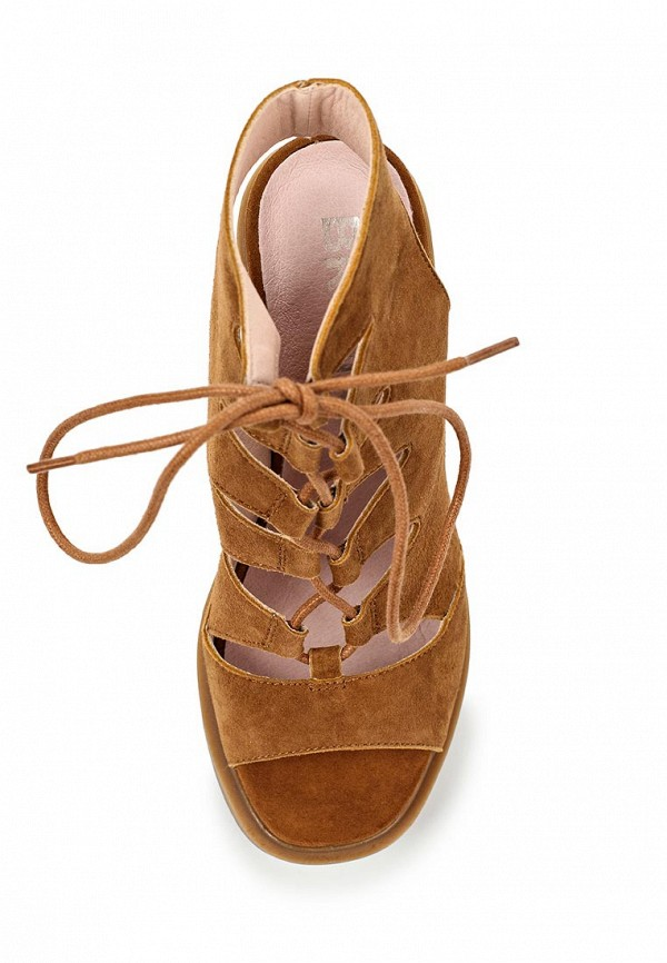 Босоножки на каблуке Bronx (Бронкс) 84443-D-21: изображение 4