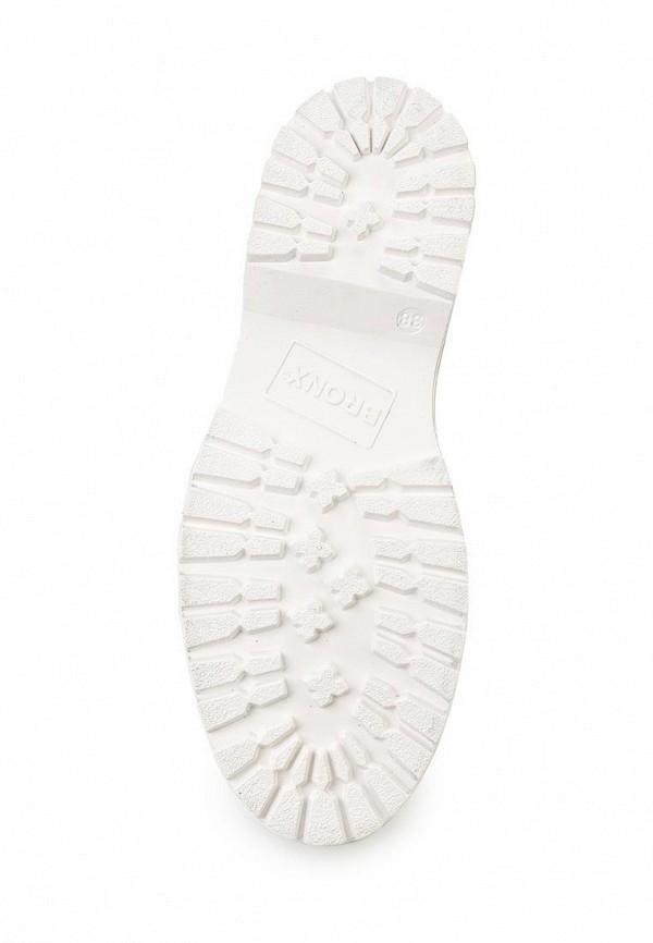 Туфли на плоской подошве Bronx (Бронкс) 65339-AQ-01: изображение 3