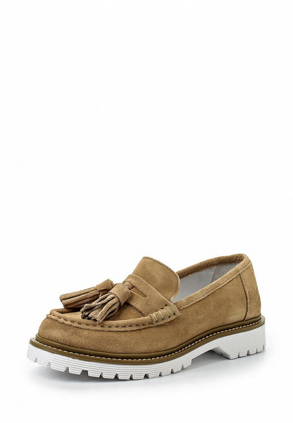 Туфли на плоской подошве Bronx (Бронкс) 65339-AQ-782: изображение 1