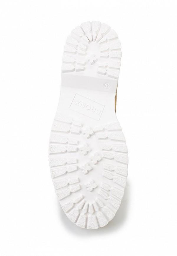 Туфли на плоской подошве Bronx (Бронкс) 65339-AQ-782: изображение 3