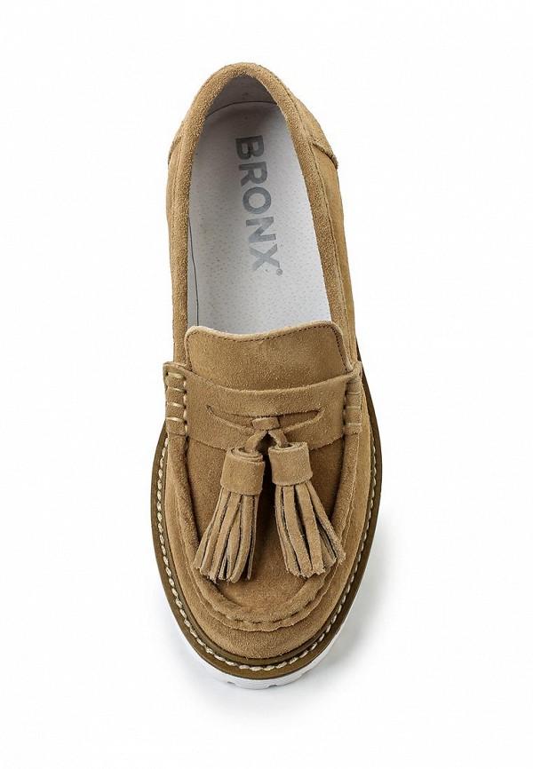 Туфли на плоской подошве Bronx (Бронкс) 65339-AQ-782: изображение 4