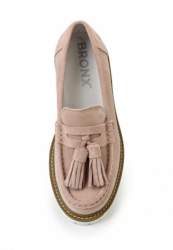 Туфли на плоской подошве Bronx (Бронкс) 65339-AQ-868: изображение 4