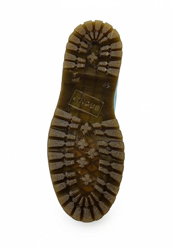 Туфли на плоской подошве Bronx (Бронкс) 65339-BA-72: изображение 3
