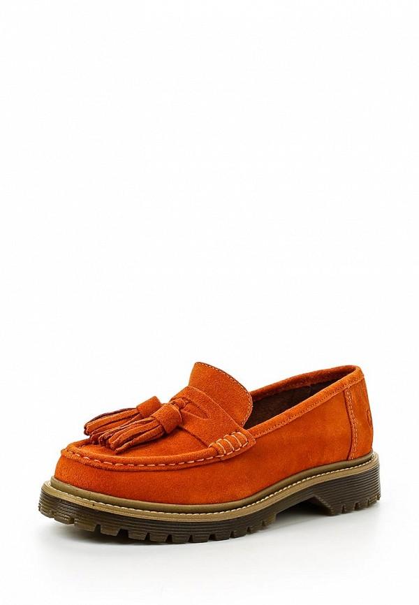 Туфли на плоской подошве Bronx (Бронкс) 65339-BA-1610: изображение 1