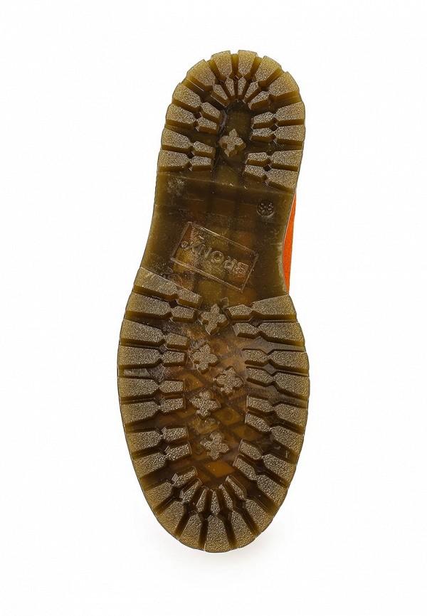 Туфли на плоской подошве Bronx (Бронкс) 65339-BA-1610: изображение 3