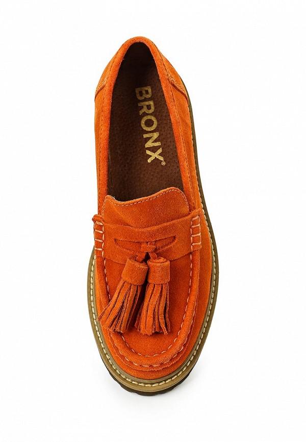 Туфли на плоской подошве Bronx (Бронкс) 65339-BA-1610: изображение 4