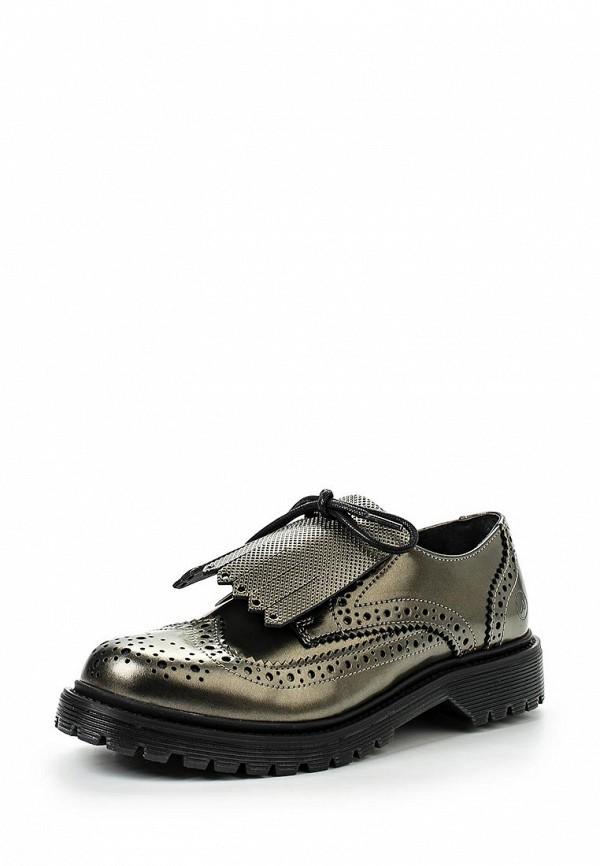 Женские ботинки Bronx (Бронкс) 65417-AF-107