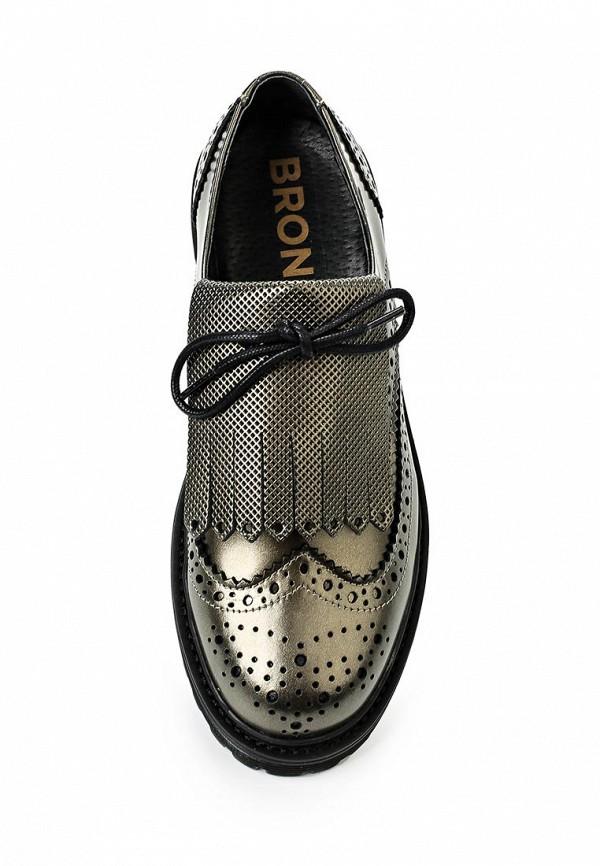Женские ботинки Bronx (Бронкс) 65417-AF-107: изображение 4