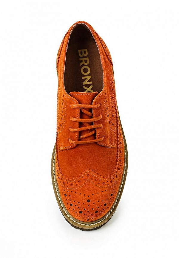 Женские ботинки Bronx (Бронкс) 65441-BA-1610: изображение 4