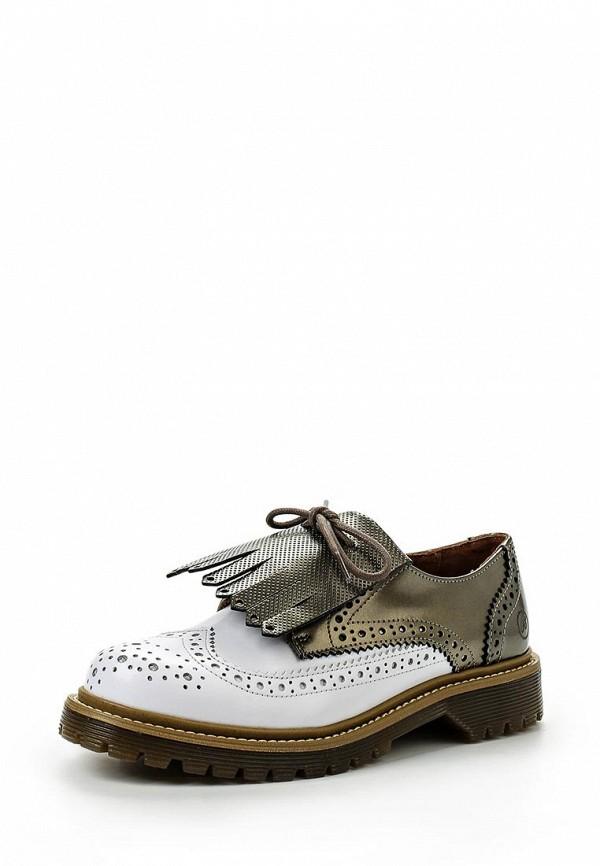 Женские ботинки Bronx (Бронкс) 65417A-BE-940: изображение 1