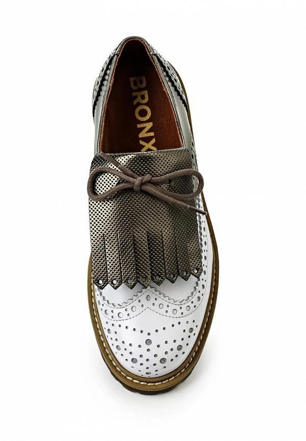 Женские ботинки Bronx (Бронкс) 65417A-BE-940: изображение 4
