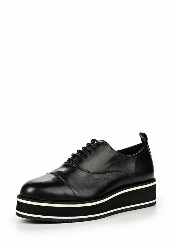 Женские ботинки Bronx (Бронкс) 65558-A-01: изображение 1
