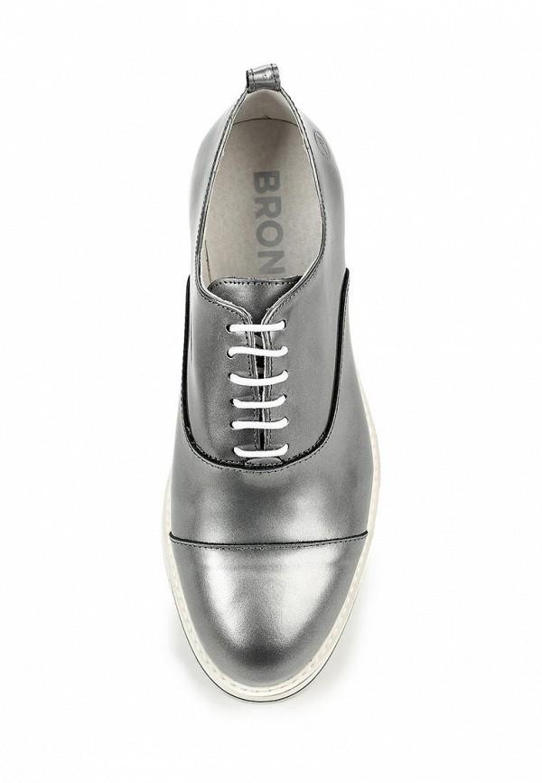 Женские ботинки Bronx (Бронкс) 65558-B-100: изображение 4