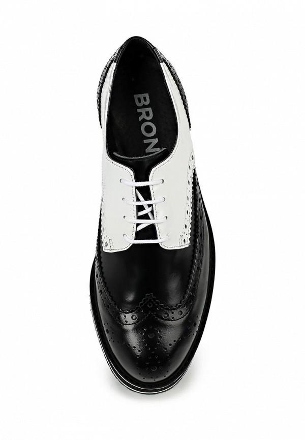 Женские ботинки Bronx (Бронкс) 65559-C-203: изображение 4