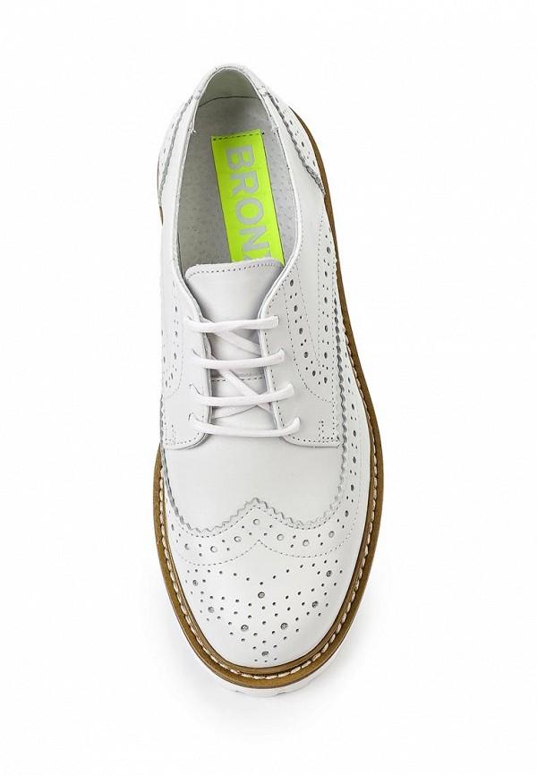 Женские ботинки Bronx (Бронкс) 65336-D-04: изображение 8