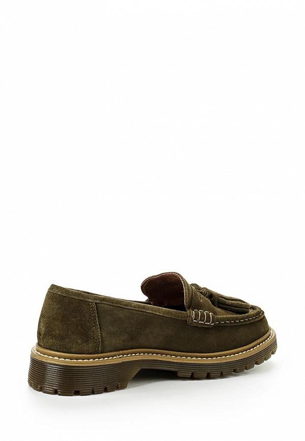 Туфли на плоской подошве Bronx (Бронкс) 65339-AK-61: изображение 2