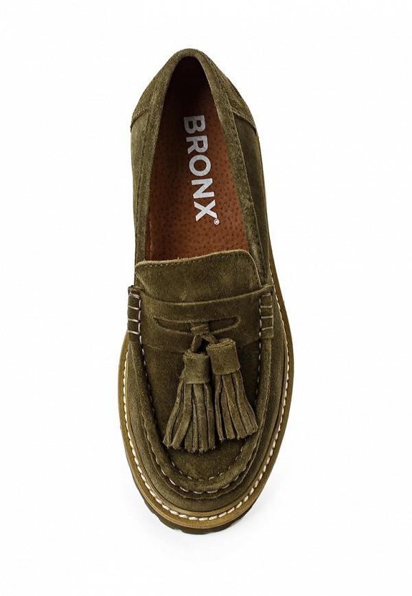 Туфли на плоской подошве Bronx (Бронкс) 65339-AK-61: изображение 4