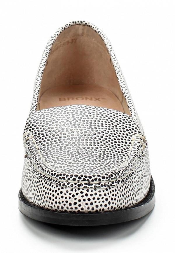 Туфли на плоской подошве Bronx (Бронкс) 65088-F-978: изображение 6