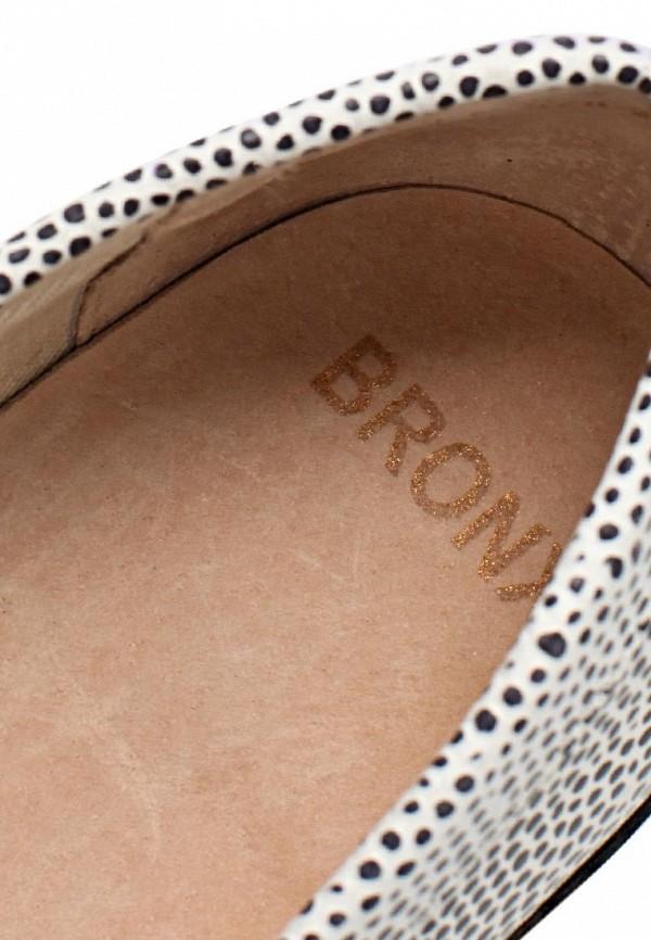 Туфли на плоской подошве Bronx (Бронкс) 65088-F-978: изображение 12